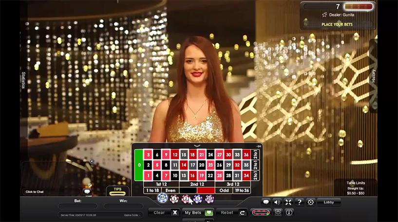 Grand Roulette Screenshot 2