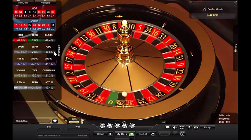 Grand Roulette Screenshot 3