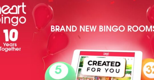 Heart Bingo Offers and Promos
