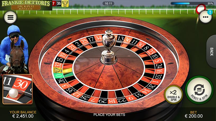Jackpot Roulette Screenshot 2