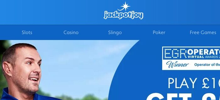 Jackpotjoy Casino Offers and Promos
