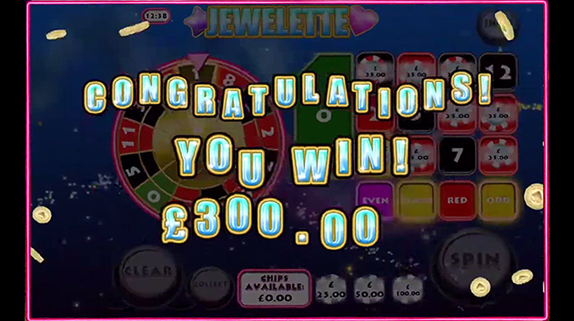 Jewelette Slot Screenshot 2