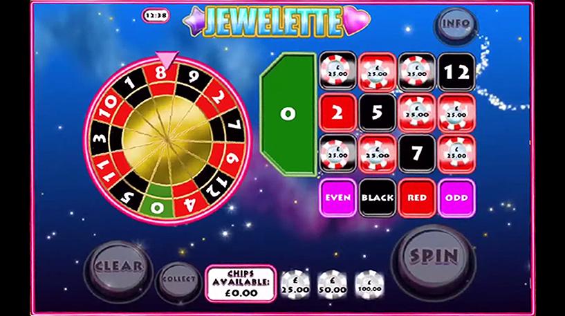 Jewelette Slot Screenshot 3