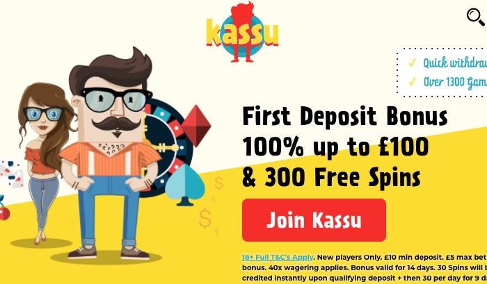 Kassu Casino Screenshot