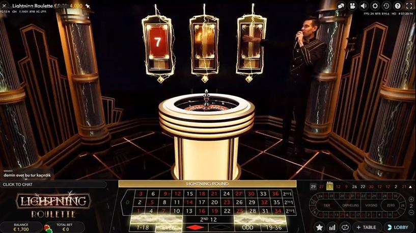 Lightning Roulette Screenshot 3