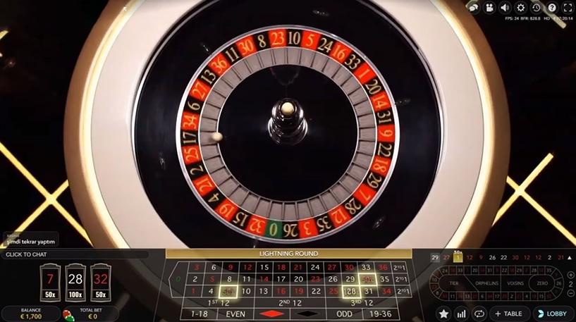 Lightning Roulette Screenshot 2