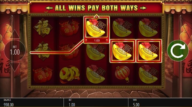 Lion Festival Slot Screenshot 3