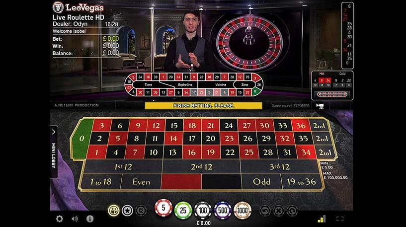 Live Roulette Pro Screenshot 3
