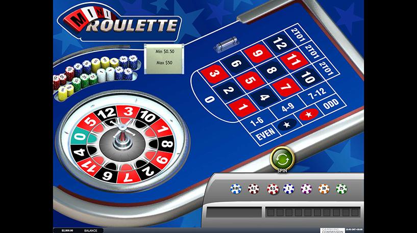 Mini Roulette Screenshot 3
