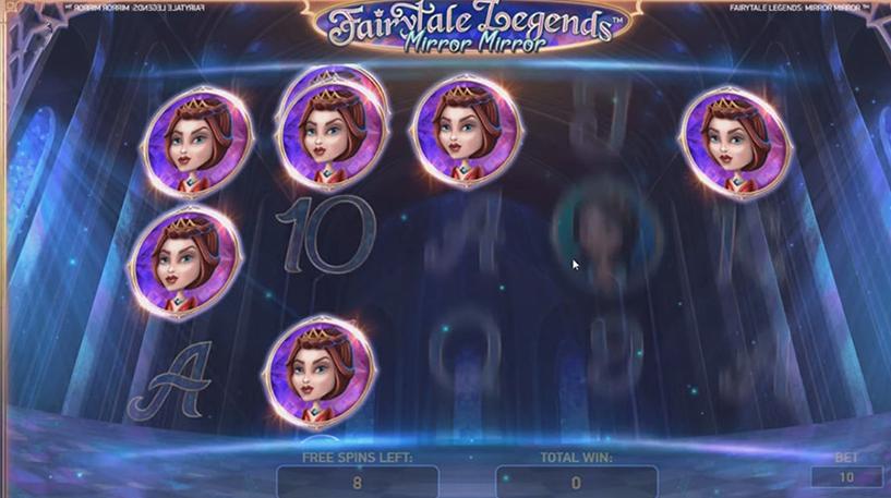 Mirror Mirror Slot Screenshot 1
