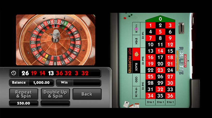 Monopoly Roulette Screenshot 1