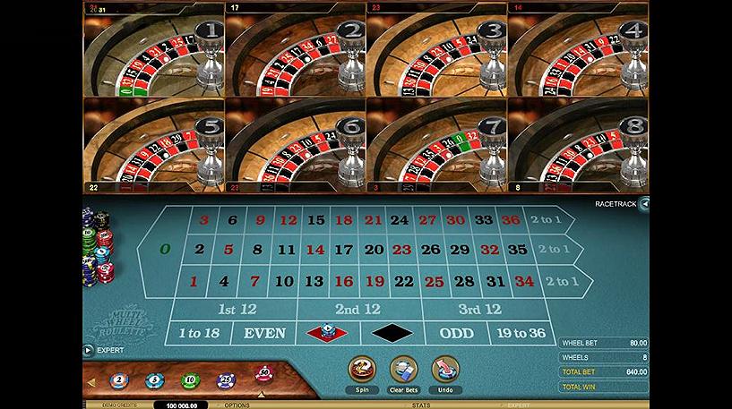 Multi Wheel Roulette Screenshot 2