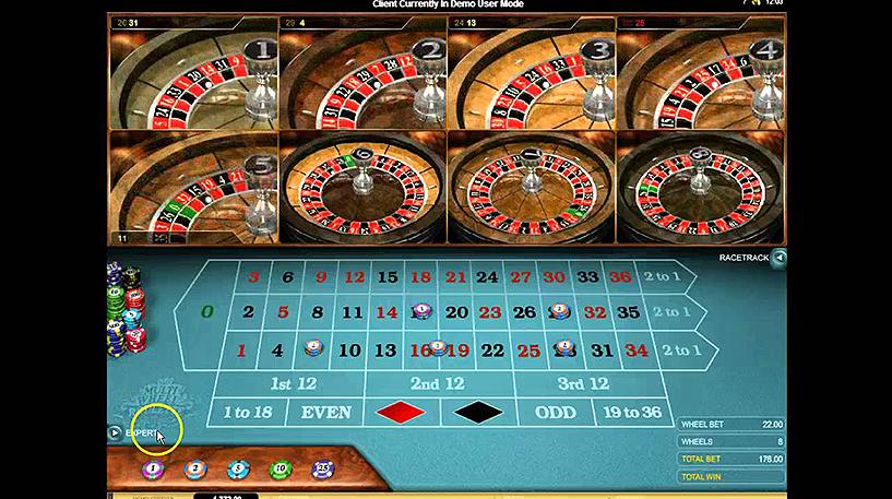 Multi Wheel Roulette Screenshot 3