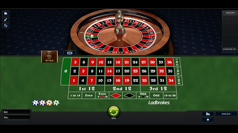 NewAR Roulette Screenshot 2