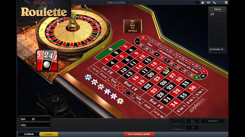 NewAR Roulette Screenshot 3