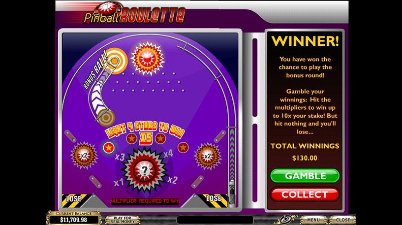 Pinball Roulette Screenshot 1
