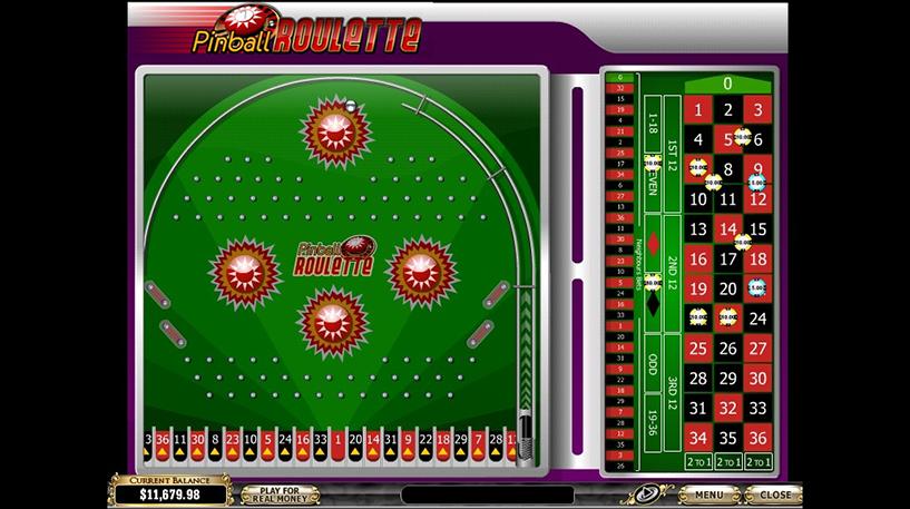 Pinball Roulette Screenshot 3