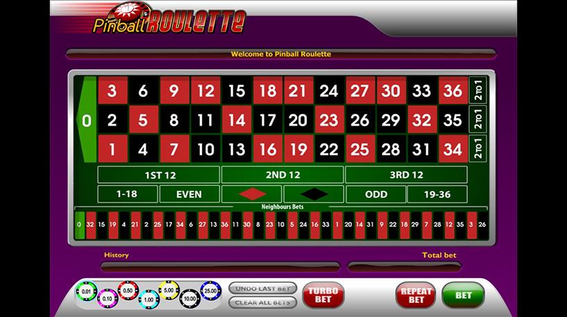 Pinball Roulette Screenshot 2