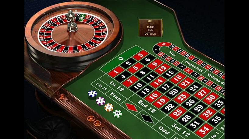Premium European Roulette Screenshot 1