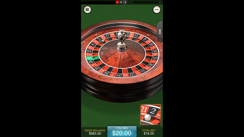 Premium French Roulette Screenshot 3