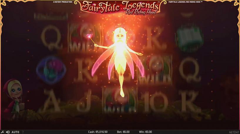 Red Riding Hood Slot Screenshot 1