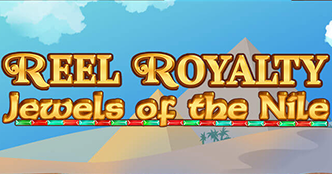 Reel Royalty : Jewels of the Nile Slot