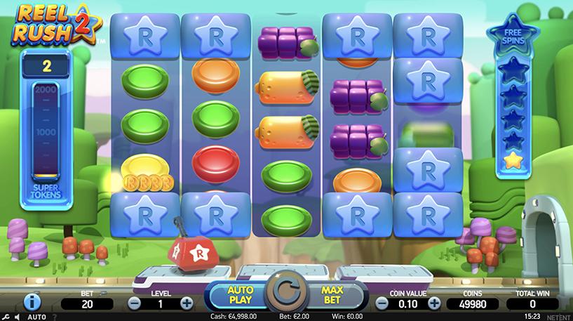Reel Rush 2 Screenshot 2