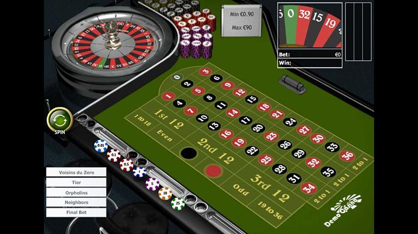 Roulette Pro Screenshot 3