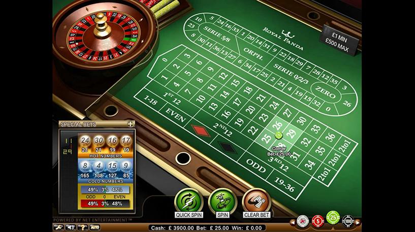Roulette Professional Series Screenshot 2