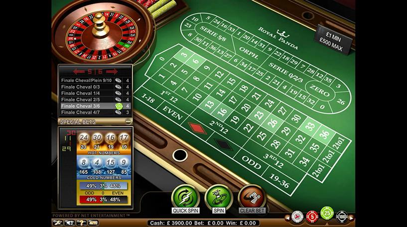Roulette Professional Series Screenshot 1