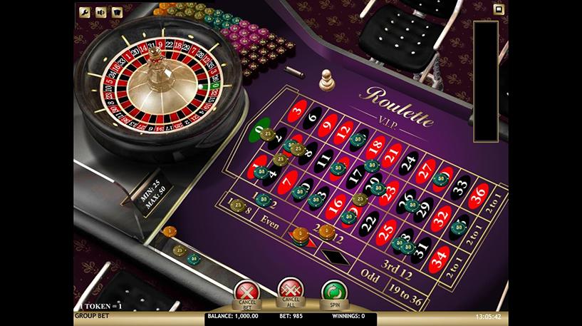 Roulette VIP Screenshot 2