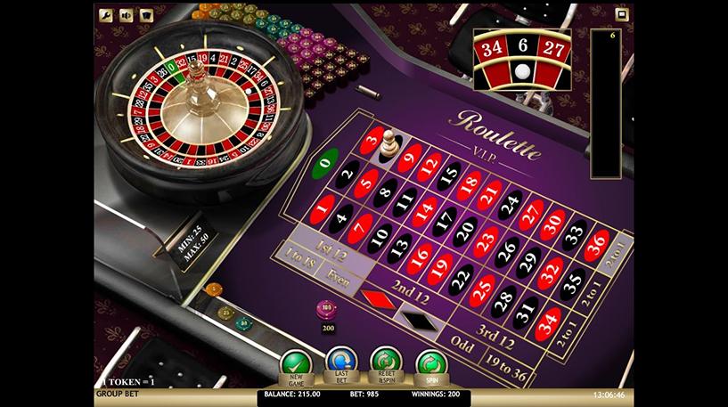 Roulette VIP Screenshot 3