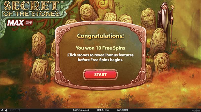 Secret of the Stones Screenshot 2