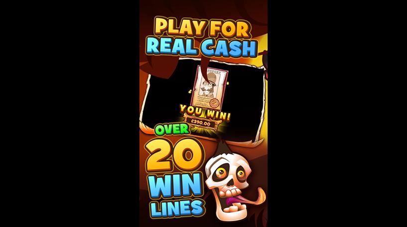 Slots of the Dead Slot Screenshot 2