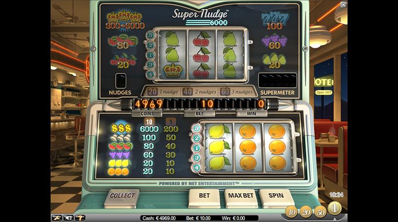 Super Nudge 6000 Screenshot 1