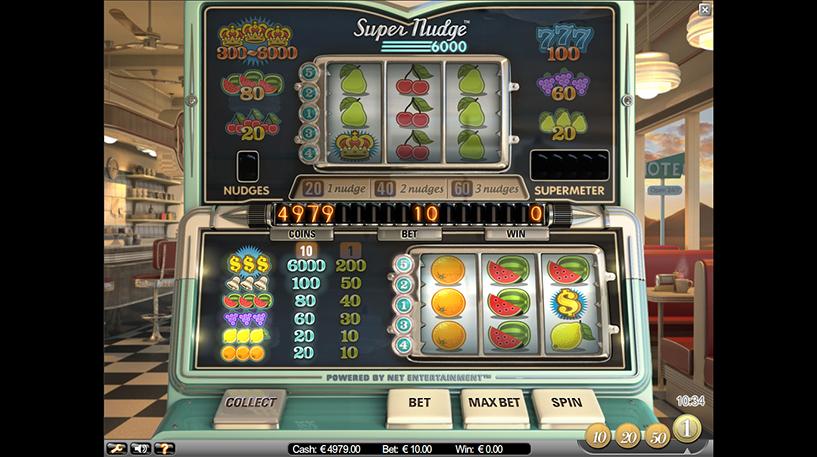 Super Nudge 6000 Screenshot 2