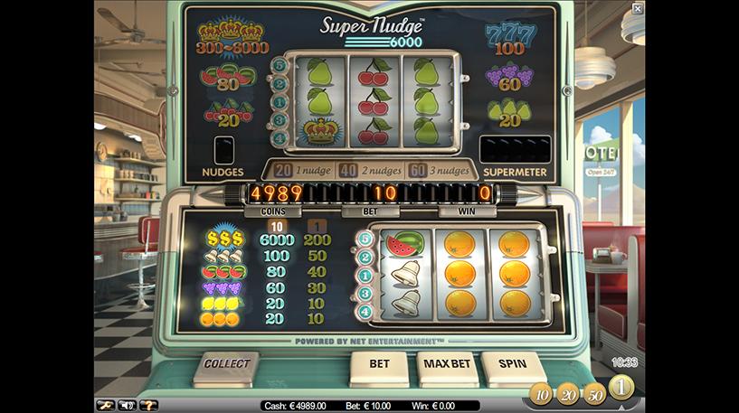 Super Nudge 6000 Screenshot 3
