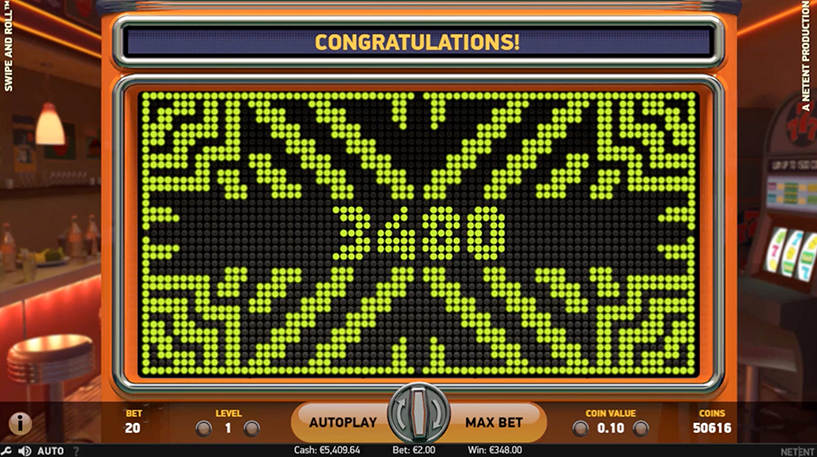 Swipe & Roll Slot Screenshot 3
