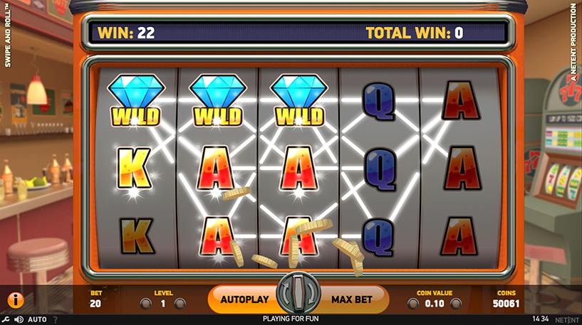 Swipe & Roll Slot Screenshot 2