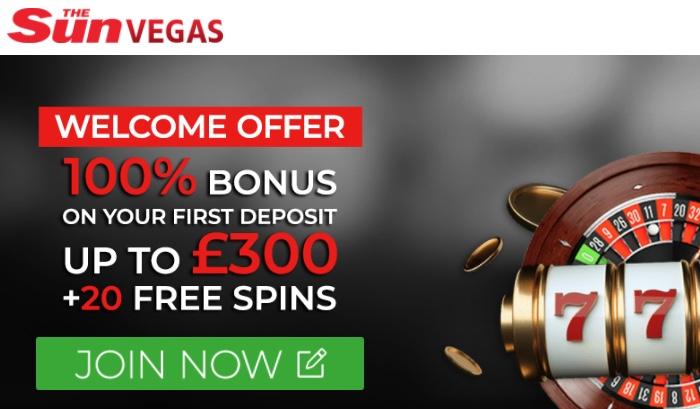 The Sun Vegas Screenshot