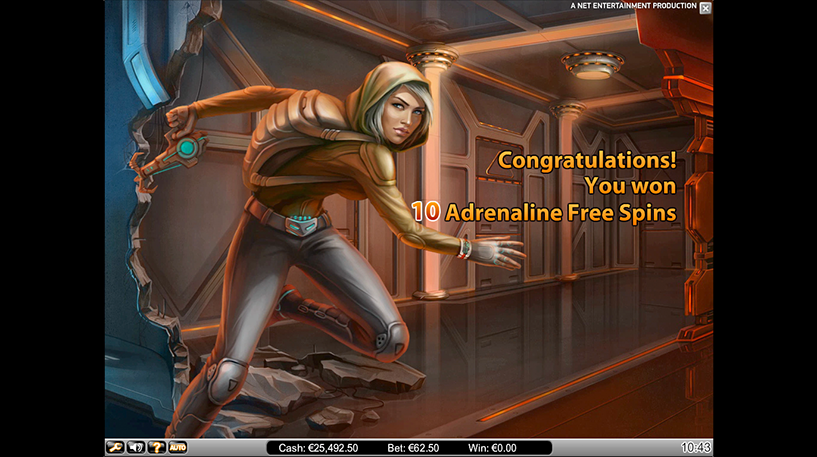 Thief Slot Screenshot 1