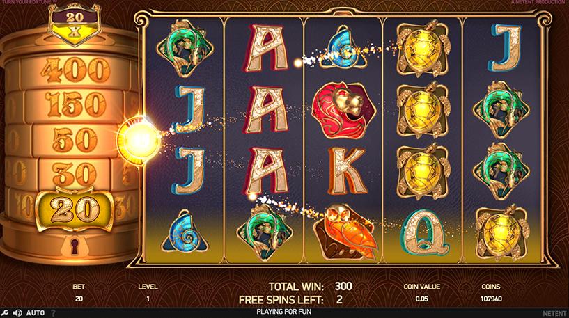 Turn your Fortune Slot Screenshot 3