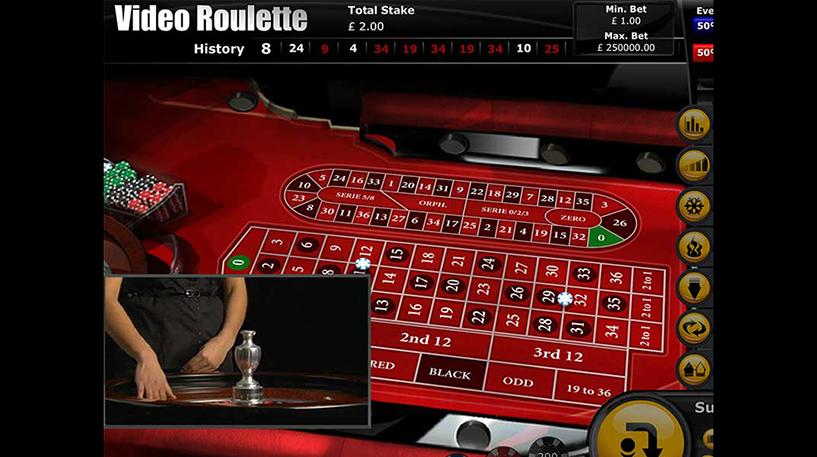 Video Roulette Screenshot 2