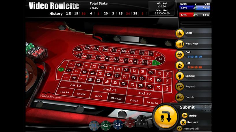 Video Roulette Screenshot 3