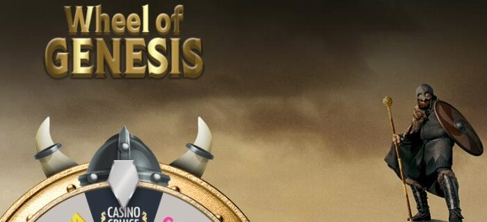 Spin the Wheel of Genesis!