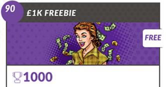 £1K Freebie Bingo