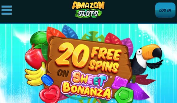 Amazon Slots Screenshot