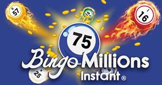 Bingo Millions 75-Ball Instant