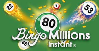 Bingo Millions 80-Ball Instant
