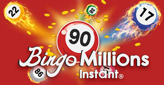 Bingo Millions 90 Ball Instant